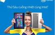 Trải nghiệm công nghệ với 'Thứ Sáu cuồng nhiệt cùng Intel'