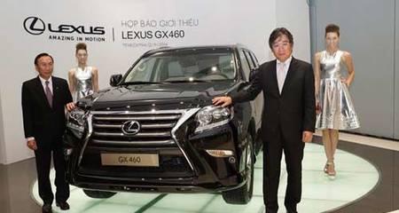 Ấn tượng với LEXUS tại Vietnam Motor Show 2014