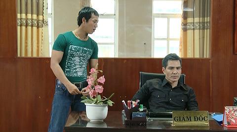 Trung Dũng, Lý Hùng, phim truyền hình