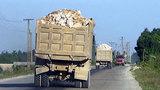 Từ 1/1/2015 tăng mức phạt xe quá tải