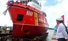 Đóng tàu hiện đại nhất cho Cảnh sát biển Việt Nam
