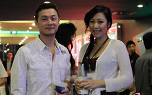 Hoa hậu Ngô Phương Lan tái xuất sau lấy chồng