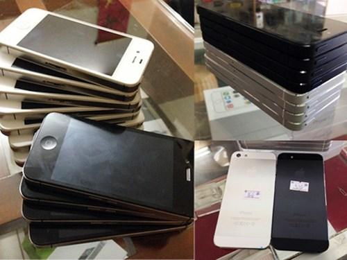 Hàng hot iPhone 6: 1001 kịch bản lừa