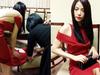 Trương Ngọc Ánh cắt váy trước giờ ra thảm đỏ