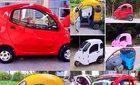 Ôtô điện 50 triệu: Dân Hà thành chơi liều