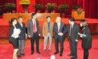 Lãnh đạo tỉnh nghe DN 'kêu' chuyện làm ăn ở Quảng Ninh
