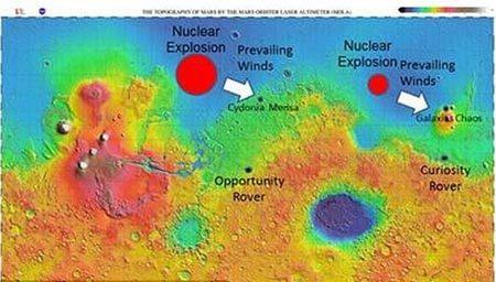 Người ngoài hành tinh đã hủy diệt nền văn minh trên sao Hỏa?