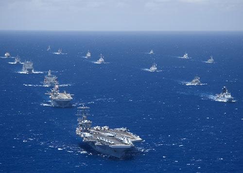 biển Đông, Trung Quốc, Mỹ, Hải quân, TPP, công xưởng, thương mại, nguy cơ xung đột, tập trận, do thám, UNCLOS, đường chín đoạn, Senkaku, Nhật Bản, Henry Kissinger