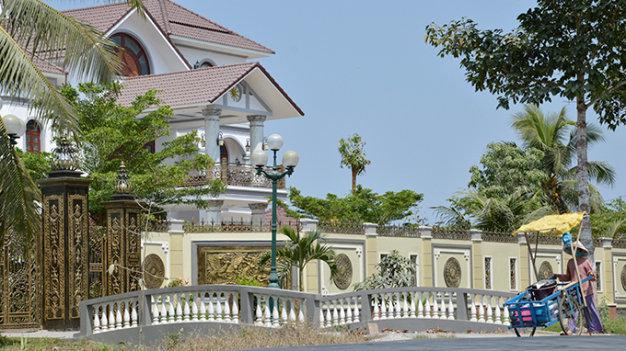 Thanh tra Chính phủ, Trần Văn Truyền, Hồ Xuân Mãn, quan chức về hưu, biệt thự, tham nhũng