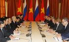 'Nga là đối tác quan trọng, tin cậy hàng đầu của VN'