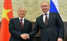 Việt - Nga tăng cường hợp tác dầu khí