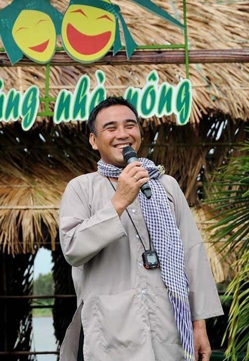 MC, Phan Anh, Quyền Linh, Nguyên Khang