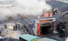 Cháy mỏ than ở TQ, hàng chục người chết