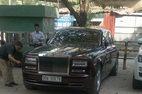 Rolls Royce 'Mặt trời phương Đông' vào gara đại gia 'điếu cày' Mường Thanh