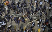 Thế giới 24h: Hong Kong 'căng như dây đàn'