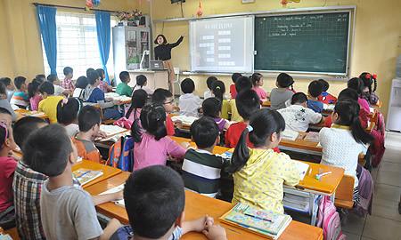 dạy tiếng Anh, SGK, thư, Bộ trưởng, Bộ GD-ĐT, thí điểm