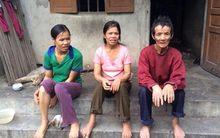 Thảm cảnh trần gian ở gia đình có 3 cha con đều ăn xin