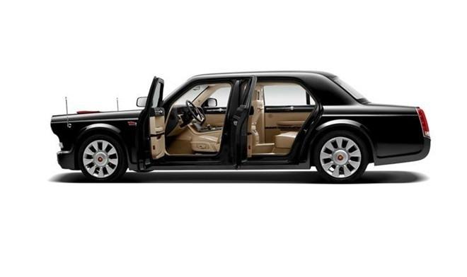 'Rolls Royce' Trung Quốc giá 20 tỷ đồng