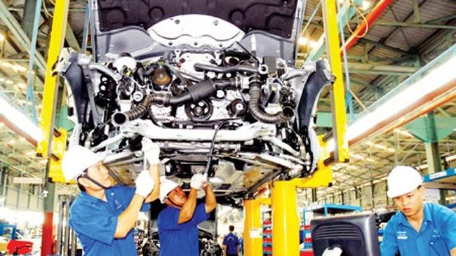 Công-nghiệp, ô-tô, DN, chính-sách, thuế, nhập-khẩu, TTĐB, Bộ-Công-thương, Bộ-Tài-chính, sản-xuất, nguyên-chiếc, giảm-thuế.