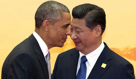 Mỹ, Trung Quốc, Bắc Kinh, APEC, TPP, Obama