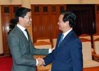 Cựu Phó TT Đức gốc Việt 'quảng bá' VN qua WEF