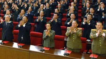 Rộ tin đồn về sự vắng mặt bí ẩn của cô Jong Un