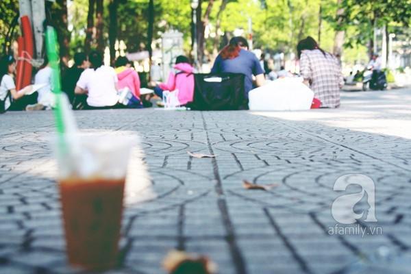 cà phê, Sài Gòn