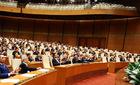 Quốc hội thông qua nghị quyết đổi mới SGK phổ thông