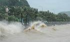 Bão số 4 di chuyển nhanh, đổ bộ Bình Định - Khánh Hòa