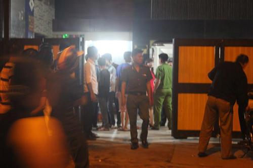 Rơi thang máy trong quán karaoke, nam thanh niên chết thảm