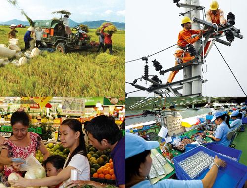nông nghiệp, nông thôn, kinh tế, chính trị, Thái Lan, Trung Quốc, VN, thành thị, tam nông, nông thôn