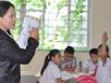 Giáo viên thi dạy giỏi kể chuyện bi hài