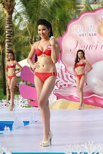 Hoa hậu Việt Nam, bikini, người đẹp, người đẹp biển