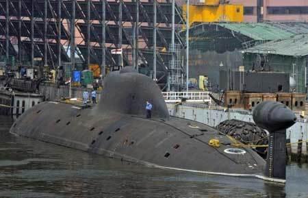 Ấn Độ hiện đại hóa hải quân để kiềm chế Trung Quốc