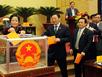 Kết quả tín nhiệm 15 lãnh đạo Hà Nội