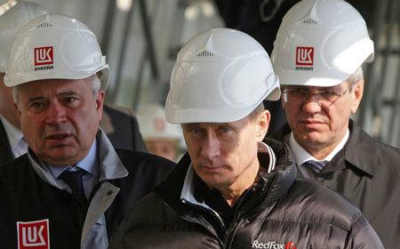 Ngưỡng cửa suy thoái thách thức bản lĩnh Putin