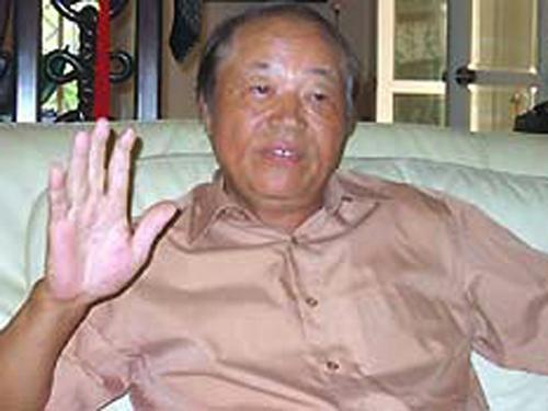 Cựu Chủ tịch Hoàng Văn Nghiên: Sống đàng hoàng chả phải nói với ai