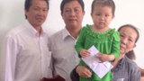 Bạn đọc tặng 10 triệu đồng cho bé Nguyễn Huỳnh Trăm