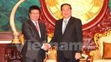 Việt-Lào sớm ký hiệp định thương mại song phương