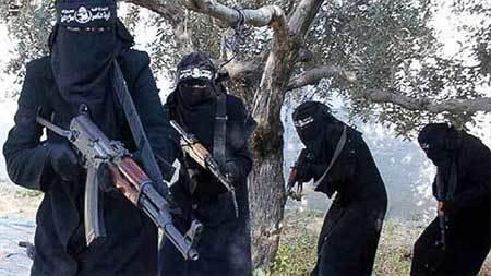 Bí mật kinh hoàng về nhóm nữ cảnh sát IS