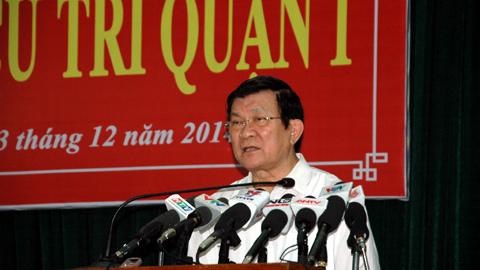 Chủ tịch nước, Trương Tấn Sang, Hồ Duy Hải, oan sai