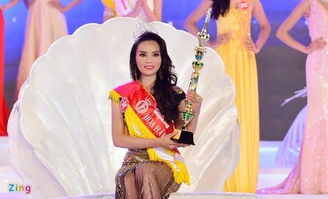 Bảng điểm THPT của Hoa hậu Nguyễn Cao Kỳ Duyên