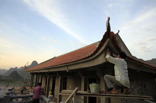 chùa, Phật Tích Trúc Lâm, Bản Giốc, Cao Bằng, biên cương, phật giáo