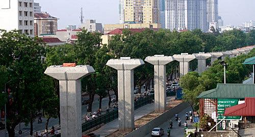 Nhật chưa nối lại ODA cho tuyến đường sắt số 1 Hà Nội