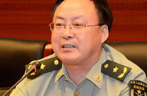 Thêm tướng TQ sa lưới vì tham nhũng - 1