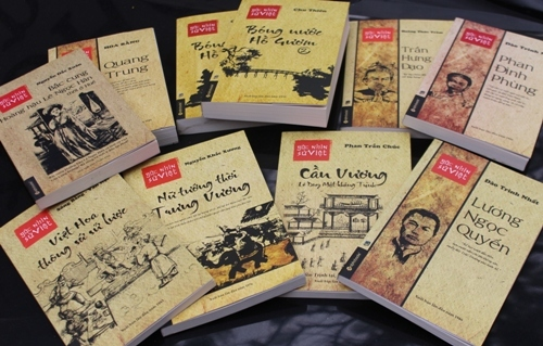 sách sử, xuất bản