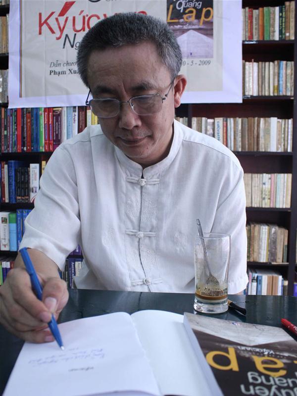 Ông Nguyễn Quang Lập 'xin sớm được tại ngoại'