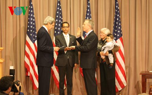 'Mỹ sẵn sàng tiếp thêm sức mạnh cho VN'