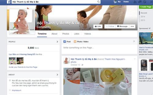 Đánh thuế bán hàng Facebook: Triệu người lo mất ăn?