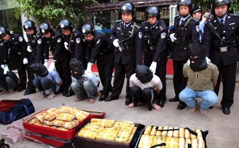 Hơn 40 quan chức TQ bị sa thải vì ma túy - 1